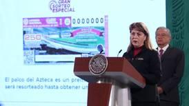 ¿Cómo es el palco A-37 del Estadio Azteca que AMLO rifará en septiembre?