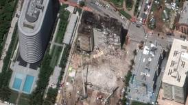 Colapso edificio Miami: Hallan otras 4 víctimas en escombros; suman 36 las muertes confirmadas