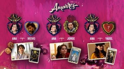 ¡Viernes 13 de... 'Amarres'! Se estrena la primera serie mexicana de HBO Max