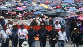 CNTE prepara manifiesto contra 'agravios' de la reforma educativa de AMLO