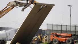 Gobierno de Biden asume reparación de daños causados por muro fronterizo con México
