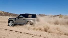 Prueba de Manejo Land Rover Defender 90: La Prueba Máxima