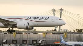 La ruta de Aeroméxico