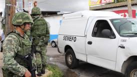 Cinco cuerpos son encontrados en fosa clandestina de Acapulco