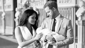 Príncipe Harry y su esposa Meghan llaman Archie a su primer bebé