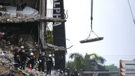 Edificio colapsado en Miami estaba 'en muy buen estado', según funcionario local