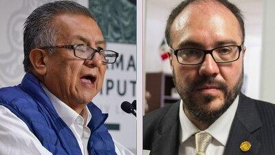 Permanente rechaza extraordinario para desaforar a diputados Huerta y Toledo