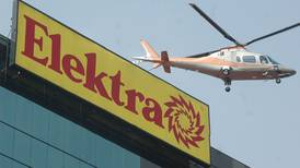 Reservas de crédito y ventas repuntaron 549 por ciento el flujo de Elektra
