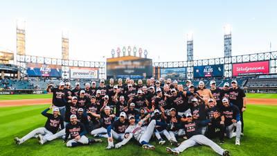 Astros apalean a Medias Blancas y despegan a la Serie de Campeonato