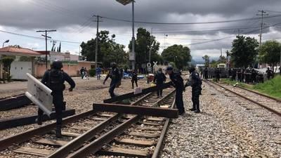 Dejan bloqueos en vías férreas pérdidas mayores a 1,700 mdd