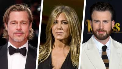 Brad Pitt, Jennifer Aniston y 'Los Avengers': las celebridades que apoyan la candidatura de Biden