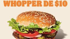 ¡Esto se va a descontrolar! Burger King venderá la Whopper a 10 pesos por el Día de la Hamburguesa