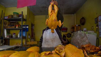 Precio del kilo de pollo aumentó 24% por temporada de Cuaresma