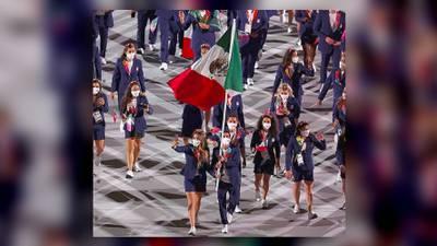 'Artesanal Oaxaqueño', el uniforme con bordados indígenas que México lució en la inauguración de Tokio 2020