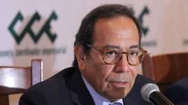 Los tres proyectos insignia del Gobierno, sin cambiar el futuro del país: presidente del CCE