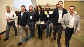 Me siento parte de la victoria de una mujer en la CDMX: Barrales