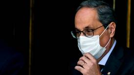 Quim Torra, presidente de Cataluña, es inhabilitado por violar la ley electoral
