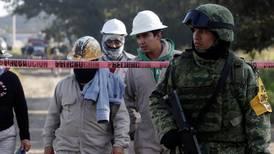 Guardia Nacional y Pemex laboran para controlar fuga de gas en Puebla
