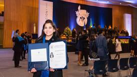 Mexicana, de 17 años, diseñará en Harvard modelo para enseñar matemáticas a niños genio