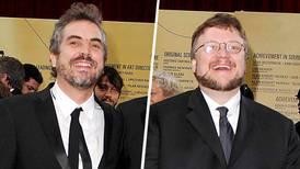 Monstruos y silencios: Del Toro y Cuarón revelarán los secretos de sus procesos creativos en charla virtual