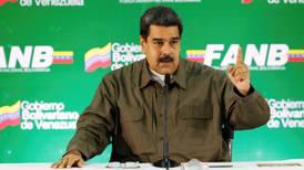 Dos militares venezolanos son detenidos por atentado contra Maduro