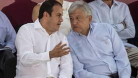 Defenderé a AMLO hasta la muerte: Cuauhtémoc Blanco tras salida de gobernadores de la Conago