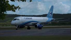Interjet niega haber cancelado vuelos por adeudos con OMA