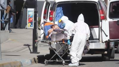 Suman 221,647 muertes por COVID-19 en México