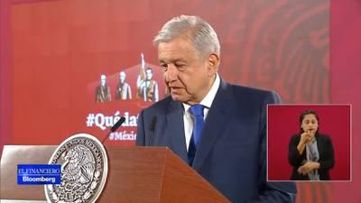 No tenemos problemas con empresarios, merecen todo nuestro respeto: López Obrador