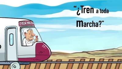 ¿Tren Maya a toda marcha?