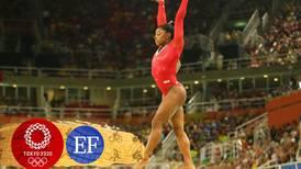 Simone Biles no competirá en las pruebas de salto y barras asimétricas
