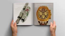¡Pásele, pásele! Aquí una muestra del catálogo de la subasta de joyas en Los Pinos