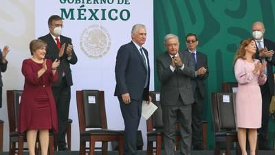 ¿Vacunas cubanas para México? Díaz-Canel y AMLO se reúnen... con López-Gatell y Cofepris