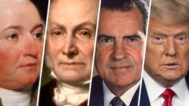Como Trump, estos presidentes de EU no asistieron a la toma de posesión de sus sucesores