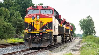 Regulador de transporte en EU niega fusión entre ferroviarias KSC y CN