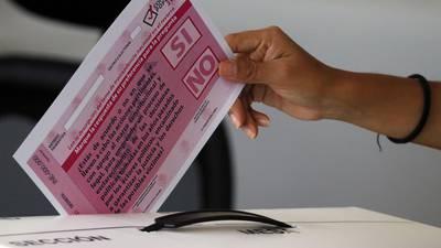 Partidos no podrán nombrar representantes en las mesas de consulta sobre expresidentes