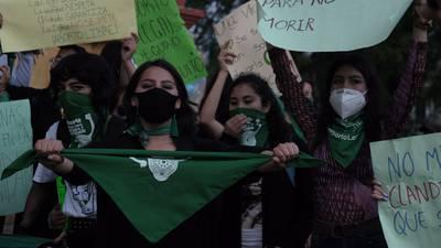 Celebran colectivas despenalización de aborto voluntario