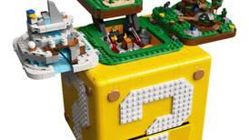 ¡Atención gamers! Lego lanza este increíble cubo para festejar los 25 años de Super Mario 64