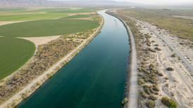 El Río Colorado, que abastece de agua a México y EU, se está secando
