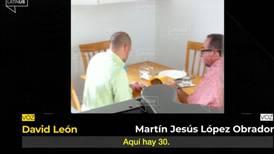 Nuevo videoescándalo: Latinus exhibe a otro hermano de AMLO recibiendo dinero