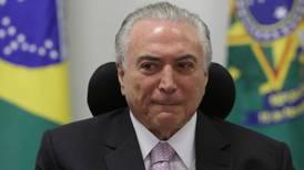 Tribunal brasileño ordena que expresidente Michel Temer vuelva a la cárcel