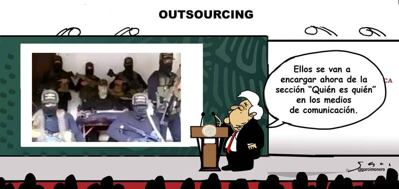 Outsourcing - Garcí