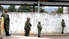 Refuerzan seguridad en Chilpancingo como parte de la estrategia anunciada por Durazo