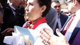 Rosario Robles: Así reaccionó al saber que está con un pie fuera de la cárcel