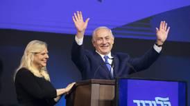 Oposición en Israel reconoce victoria de Netanyahu