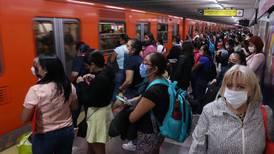 Afectaciones de 'Grace' en CDMX: por lluvias el Metro irá lento y hay alerta naranja en las 16 alcaldías