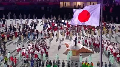 ¿Te 'sacó de onda' el desfile de Tokio 2020? Te explicamos por qué los países salieron en ese orden