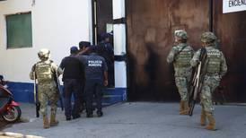 Sin armas, así regresó a trabajar la policía de Acapulco