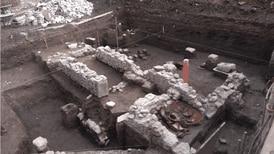 Hallan en Tepito restos arqueológicos de la resistencia cultural indígena ante la Conquista