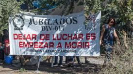 Gobierno de López Obrador presenta queja ante la CNDH por bloqueos de vías del tren en Michoacán